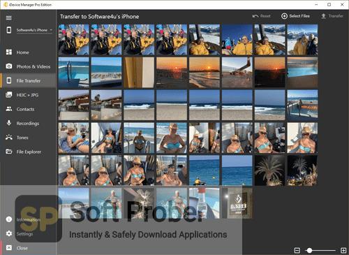 iDevice Manager Pro Edition 2021 Offline Installer Download Softprober.com