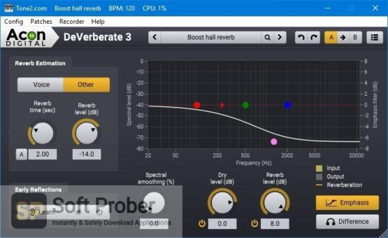 Acon Digital DeVerberate 3 Direct Link Download Softprober.com