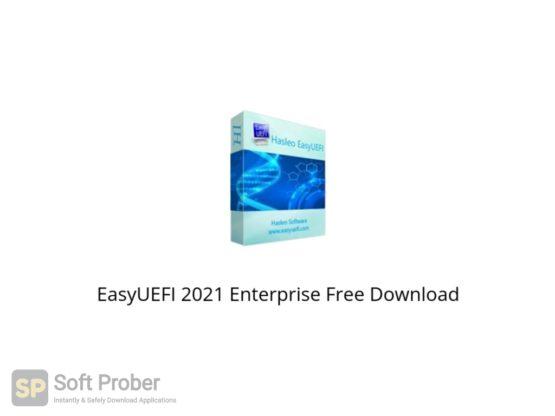 EasyUEFI 2021 Enterprise Free Download Softprober.com