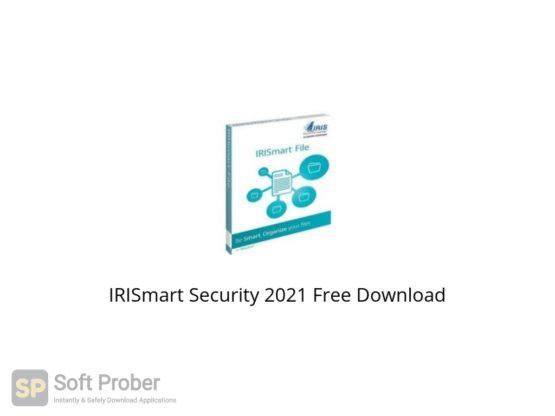 IRISmart Security 2021 Free Download Softprober.com