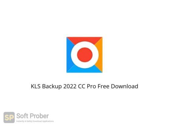 KLS Backup 2022 CC Pro Free Download Softprober.com