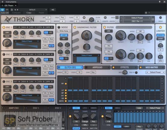 Plugin Alliance & Dmitry Sches DS Audio Thorn Latest Version Download Softprober.com