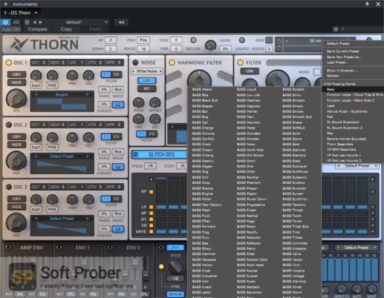Plugin Alliance & Dmitry Sches DS Audio Thorn Offline Installer Download Softprober.com