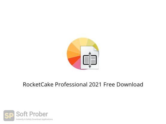 RocketCake Professional 2021 Free Download Softprober.com