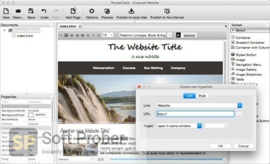 RocketCake Professional 2021 Offline Installer Download Softprober.com