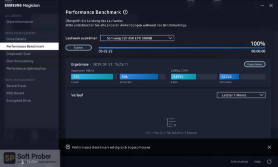 Samsung SSD Magician Tool 2021 Latest Version Download Softprober.com