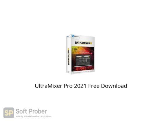 UltraMixer Pro 2021 Free Download Softprober.com