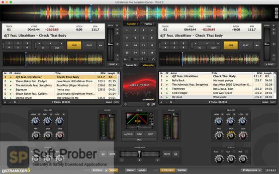 UltraMixer Pro 2021 Latest Version Download Softprober.com
