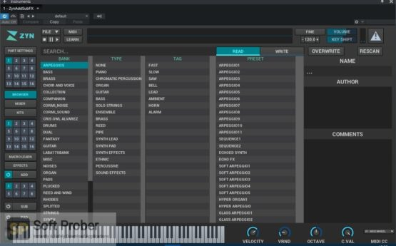 ZynAddSubFX 3.0: Zyn Fusion Direct Link Download Softprober.com