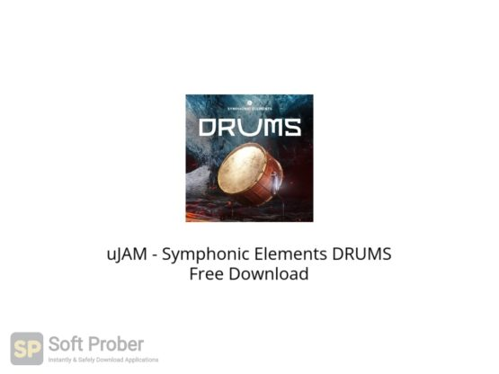 uJAM Symphonic Elements DRUMS Free Download Softprober.com